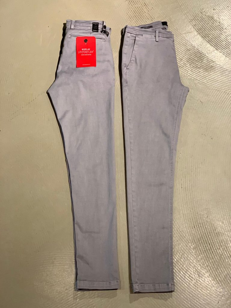 REPLAY CHINO 1