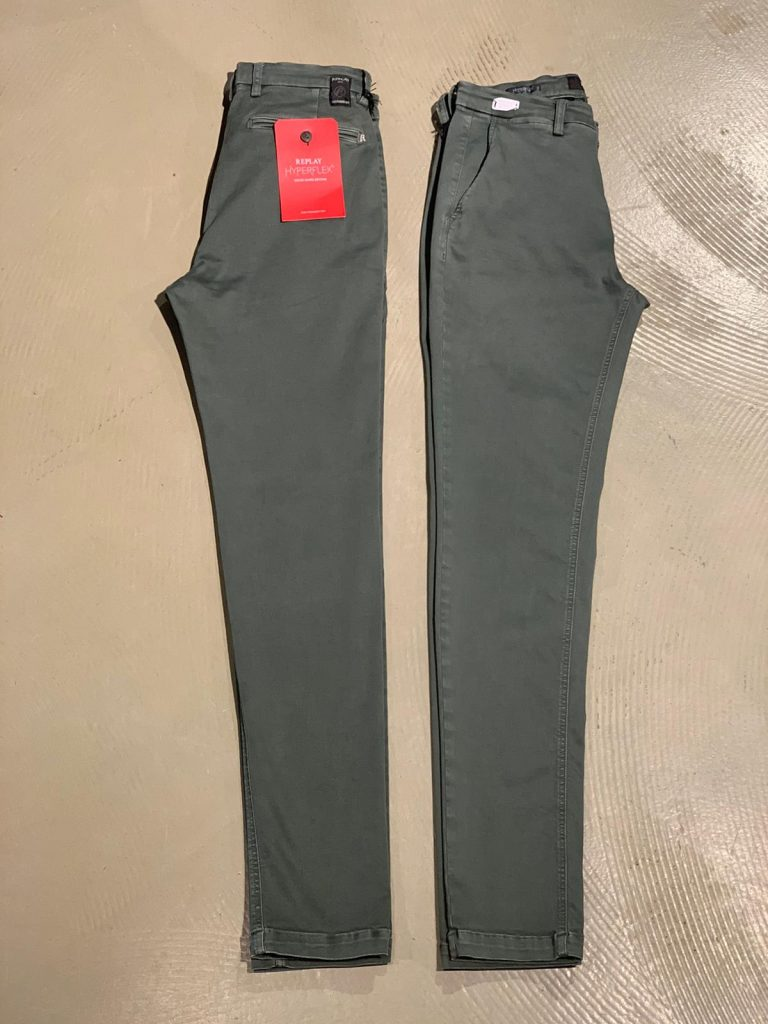 REPLAY CHINO 2