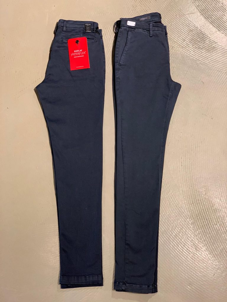 REPLAY CHINO 3