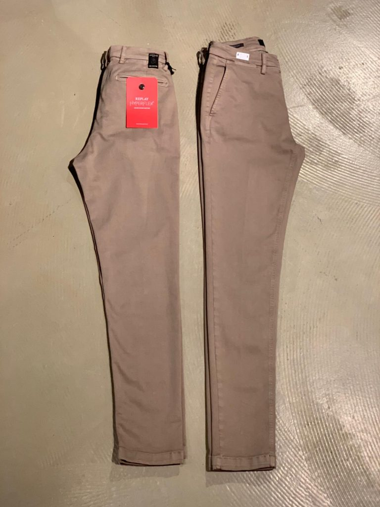 REPLAY CHINO 4