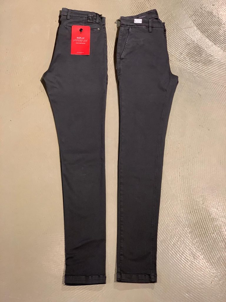 REPLAY CHINO 5