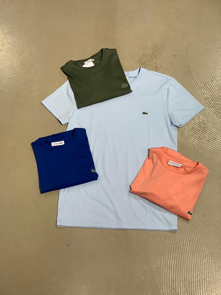 LACOSTE TOP 3