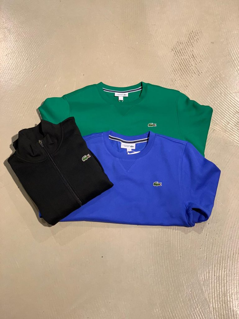 LACOSTE TOP 5
