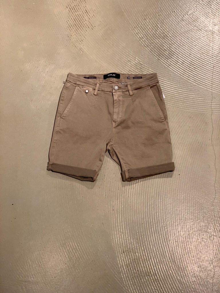 REPLAY SHORT 1